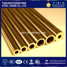 Tubo de latão de alumínio ASTM B111 C68700