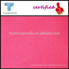 ZheJiang Textile Cotton Twill Stoff/Heavy Weight gekämmt Baumwoll Hose Twill-Stoff