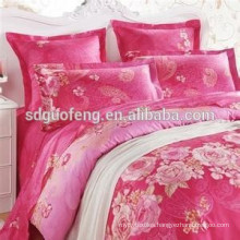 100%cotton fabric/cotton stretch satin printed fabric for bedsheet in China Textile Manufactures