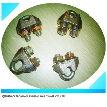 DIN1142 Electro Galvanized Malleable Steel Wire Rope Clips