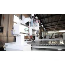 China 1325 ATC cnc máquina de corte de madeira para porta de madeira do armário