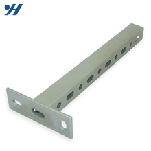 Building Material Factory Supply Wall Mounting Hot Dipped Galvanized Steel Bracket