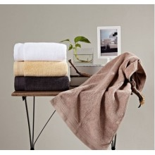 Canasin farbige Handtücher Luxus 100 % Baumwolle