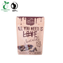 ECO Friendly Biodegradable Ziplock Food Packgae Bag