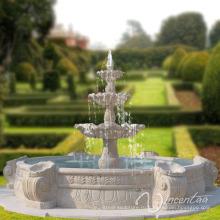 Высокое качество на открытом воздухе фонтаны воды камня для продажи