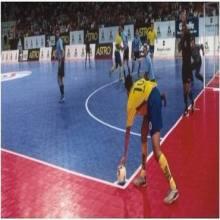 Piso de bloqueio de polipropileno para campos de esportes ao ar livre (PVC003)
