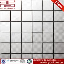 Узор поверхности нержавеющая сталь мозаика плитка для гостиной ТВ фон стены