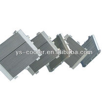 High effiency aluminum radiator para la venta