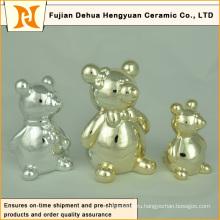 Различные стиль и красочный керамический медведь для домашнего украшения