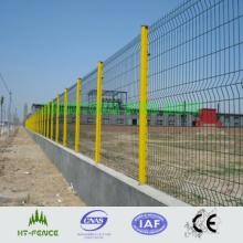 Садовый забор (Сварной забор из проволочной сетки)
