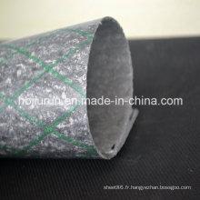 Fabrication de feuilles de joint d'amiante avec une grande qualité