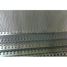 Metallplatte / -platte Preis 304 / 316L / 321 Perforierter Edelstahl
