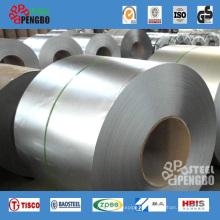 Hoja de acero galvanizada cinc Placa de acero gruesa 10m m (G550)