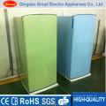 mini congelador de la puerta colorida de encargo casero mini