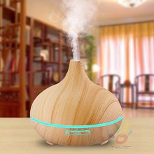 400ml Home Waterless Auto Shut Off Oil Diffuser
