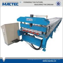 Excellent quality half round gutter machine