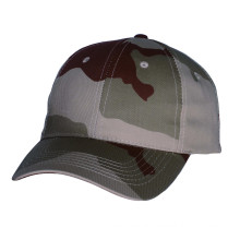 100% cotton camouflage army caps for promotion