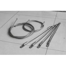 Câble métallique en acier inoxydable 316 1x7 2.0mm