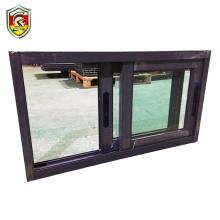 Ethiopia modern house design good wholesale price of aluminium frame sliding glass window