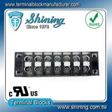 TB-33507CP Connecteur de borne à barrière fixe à 35 broches 35 A monté en surface