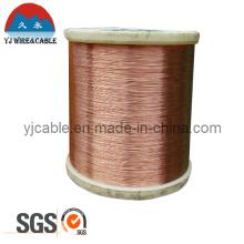 Alambre de acero recubierto de cobre SGS Alambre CCS 18AWG 20AWG 22AWG 24wag 26AWG