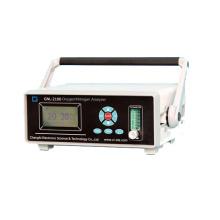 Tragbarer Stickstoff / Sauerstoff-Gasanalysator