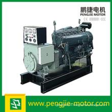 100kVA 80kw Open Type Generators with Stamford Alternator Three Phase Generator