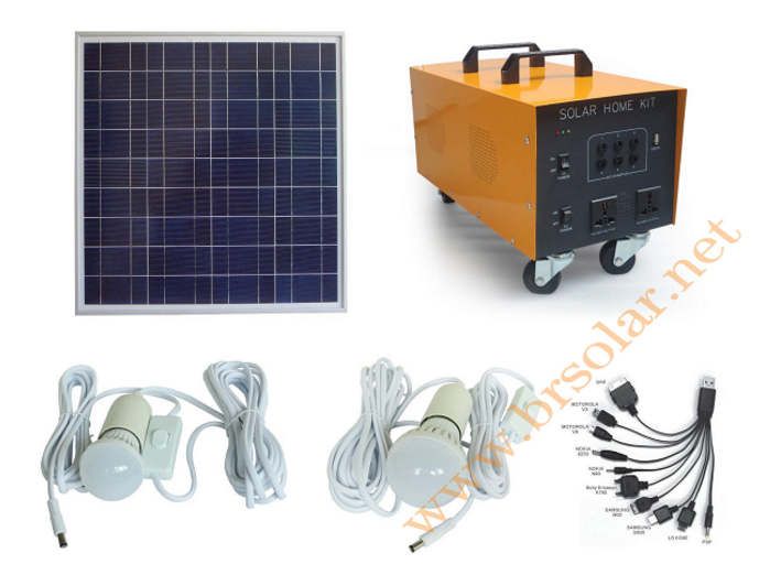 solar power home system