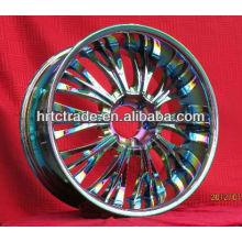 4 * 4 mag do suv através da roda da liga do carro para a venda por atacado