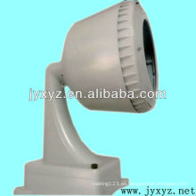 lámpara de cámara de seguridad de metal fundido