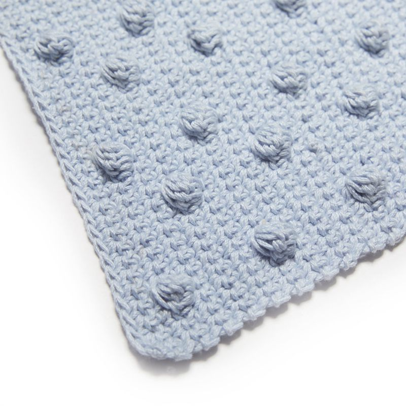 Crochet Blanket Stitch