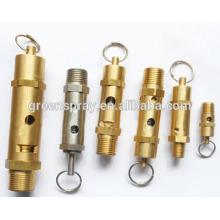 Válvula de segurança de bronze