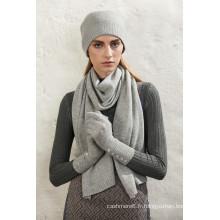 Chapeau tricoté arc-en-vente chaud avec des prix bas