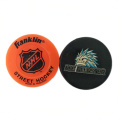 new product vulcanized rubber ice hockey puck