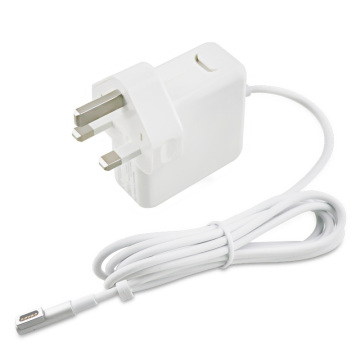 45W / L UK Plug Macbook Chargeur mural pour ordinateur portable
