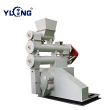 Máquina de fabricação de pelotas de ração para gado