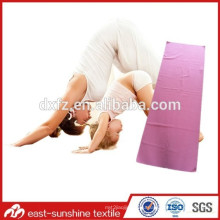 Полотенце йоги microfiber с любым изготовленным на заказ логосом, красивейшим полотенцем йоги, полотенцем гимнастики с логосом