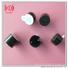 12 * 9.5mm 3V 5V 9V 12V DC Buzzer magnético activo