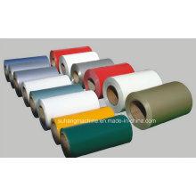 Bobina de aço da cor do telhado do metal / folha / bobinas PPGI