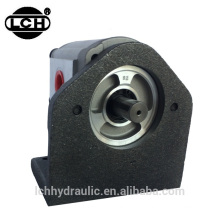 double stage fixed displacement hydraulic vane pumps