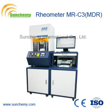 Rubber Tester/Rotorless Rheometer Mr-C3 (MDR)