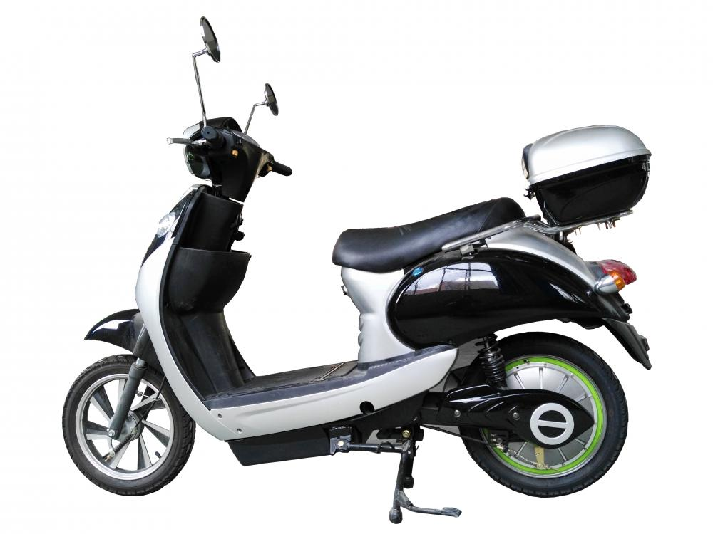 Green power electric vehicle two seat
