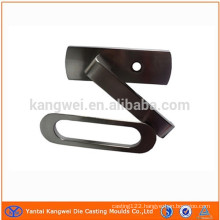 aluminum die casting polishing part