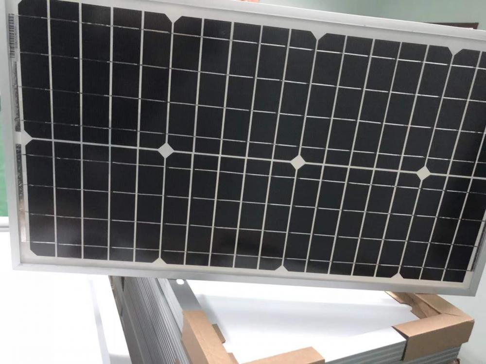 7M Integrated Solar Light