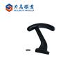 O braço plástico da venda quente molda o molde da cadeira do escritório do fornecedor de alta qualidade
