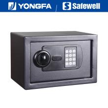 Caixa segura eletrônica do uso home da altura do painel 200mm do EL de Safewell mini