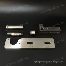 Top Precision All Type of Aluminum CNC Milling Machinery Parts for Indusrial Equipment Use, Small Quantity Accepted, Stable Quality
