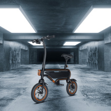Pneus infláveis de 12 polegadas dobráveis 350w bicicletas elétricas