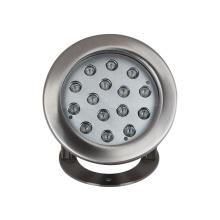Kundenspezifisches Hochleistungs-Dmx 15W Unterwasserbrunnenlicht
