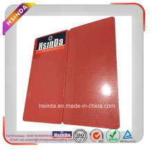 Customized Color Gold Metallic Glossy Red Spray Paint Powder Coating